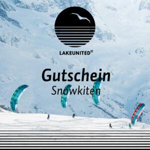 Snowkite Gutschein